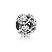 PANDORA DISNEY Mickey and Minnie Infinity Charm