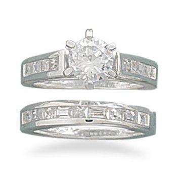 Bridal 2 Ring Set