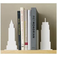 Skyline Book Ends