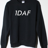 1DAF One Direction Fan Fleece Sweatshirt