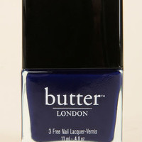 Butter London Royal Navy Blue Nail Lacquer