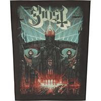 Ghost B.C. Men's Meliora Back Patch Black