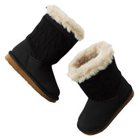 Carter's Sweater Boots