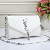 DCCKOB6D YSL Women Fashion Leather Shoulder Bag Crossbody