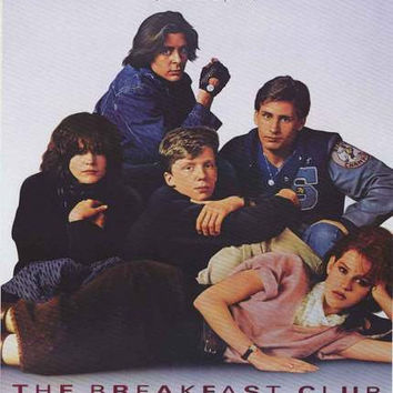 Breakfast Club Movie Poster 24x36