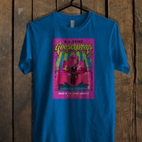 Goosebumps Blue For Mens T Shirt and Womens T Shirt *76*