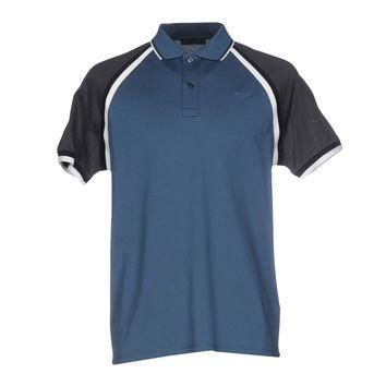 Prada Polo Shirt - Men Prada Polo Shirts online on YOOX United Kingdom - 12029241GT