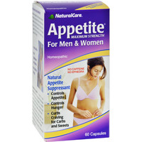 Natural Care Appetite For Men And Women - 60 Capsules