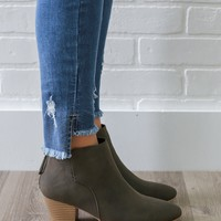 Play My Way Booties