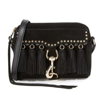 Multi Tassel Camera Bag