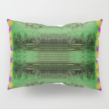 Fantasy island  Pillow Sham by Pepita Selles