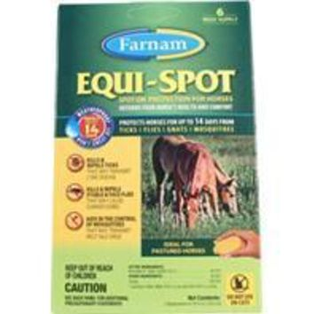 Farnam Companies Inc - Equi Spot Spot-on Fly Control For Horses