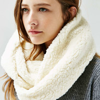 Sherpa Eternity Scarf - Urban Outfitters