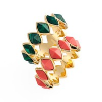 Women's Rachel Zoe 'Prestley' Stackable Rings - Gold/