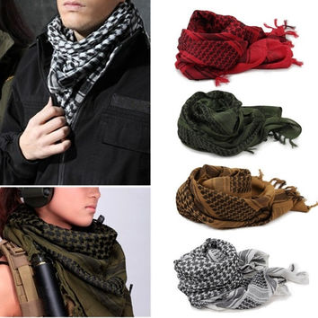Thermal Hunting Military Arab Tactical Scarf Army Shemagh KeffIyeh Shawl Scarve Scarf = 1957903684
