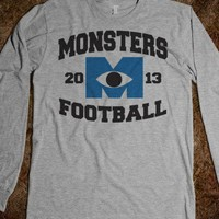 Monsters Football