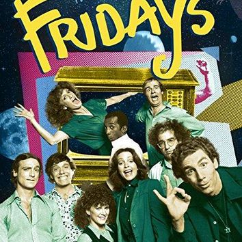 Michael Richards & Larry David & John Moffitt-Fridays: The Best Of