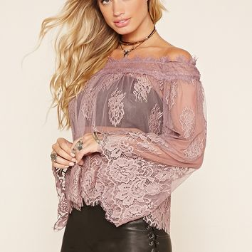 Contemporary Mesh Top