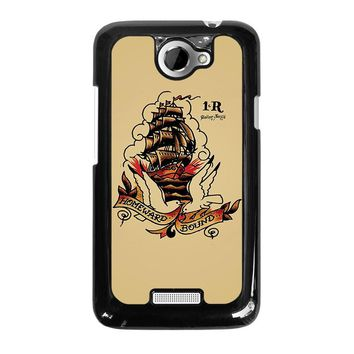 SAILOR JERRY HTC One X Case Cover