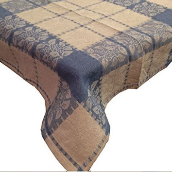 "Beautiful Homestead Tablecloths ~ Berry Leaf Plaid ~ Hand Towels (29""X19"" (Set of 4))"