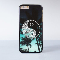 Yin yang  Plastic Case Cover for Apple iPhone 4 4s 5 5s 5c 6 6s Plus