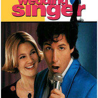The Wedding Singer Movie Poster 11x17