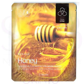 Coreana Winage Honey Nutrition Mask Sheet