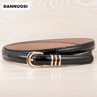 [DANNUOSI]  2016 new wild simple fashion women's thin belt decoration belt waist chain  female  high-quality brand belt