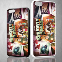 GRAVITY FALL Y0212 iPhone 4S 5S 5C 6 6Plus, iPod 4 5, LG G2 G3 Nexus 4 5, Sony Z2 Case