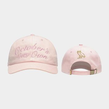 cc auguau OVO Octobers Very Own Pink Hat