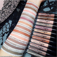 Dose of colors lipstick lip gloss SOC Matte Lip lipstick DOSE - 12 colours,Free shipping