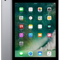 ONETOW Apple iPad 5th Generation 32GB, Wi-Fi Only , 9.7Inch - Space Gray