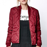 Obey Darby Light Weight Puffer Jacket at PacSun.com