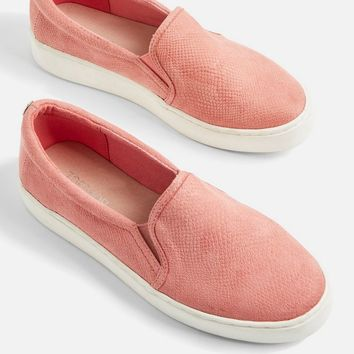 Taylor Slip On Trainers - Flats - Shoes