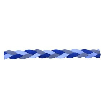 Soccer No Slip Grip Headband - Blue