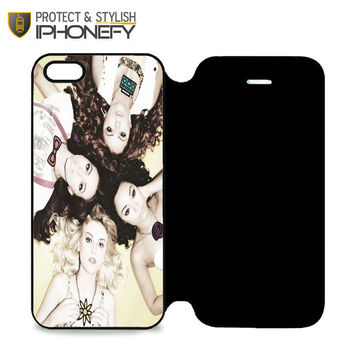 Little Mix Group iPhone 5|5S Flip Case|iPhonefy