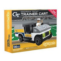GEORGIA TECH TRAINER CART 135 PCS INCLUDES 1 TRAINER MINIFIGURE OYO NEW