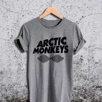 Arctic Monkeys Shirt Arctic Monkeys Band Unisex Tshirt
