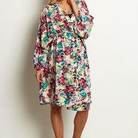Jade-Abstract-Floral-Dressing-Robe