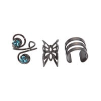 LOVEsick Ear Cuffs 3 Pack | Hot Topic