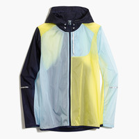 New Balance® for J.Crew packable colorblock jacket