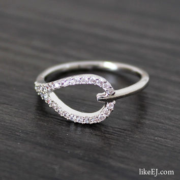 Lovely Open Ring