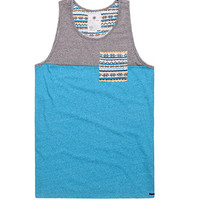 On The Byas Xander Pieced Pocket Tank Top at PacSun.com