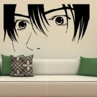 Wall Mural Vinyl Decal Sticker Anime Gantz S. 1900