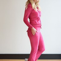 Velour Tracksuit - 8 Colors!