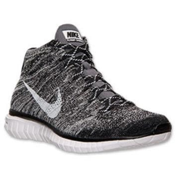 Tagre™ Men's Nike Free Flyknit Chukka Running Shoes