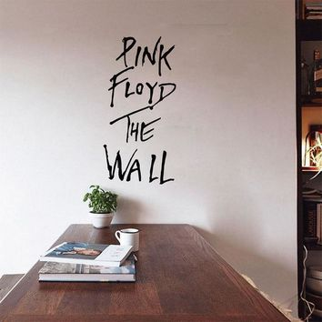 PINK FLOYD THE WALL  Vinyl Wall Decal