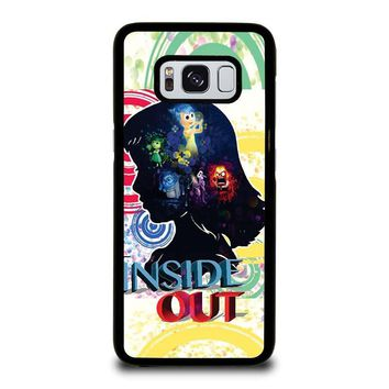 INSIDE OUT MOVIE Disney Samsung Galaxy S3 S4 S5 S6 S7 Edge S8 Plus, Note 3 4 5 8 Case Cover