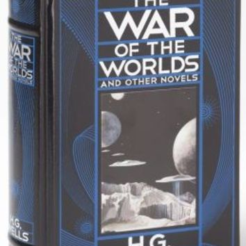 The War of the Worlds and Other Novels (Barnes & Noble Collectible Editions)