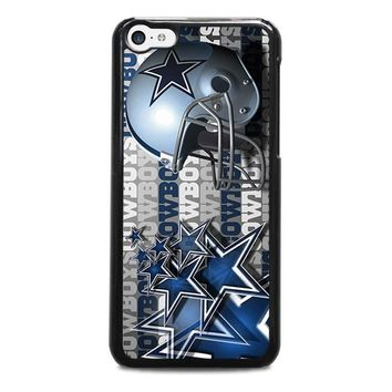 dallas cowboys iphone 5c case cover  number 1
